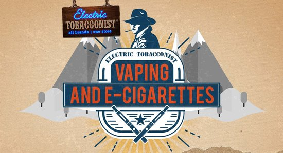 Vaping and E-Cigarettes by Electric Tobacconist - Shit Hot