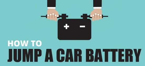 how to jump my car battery